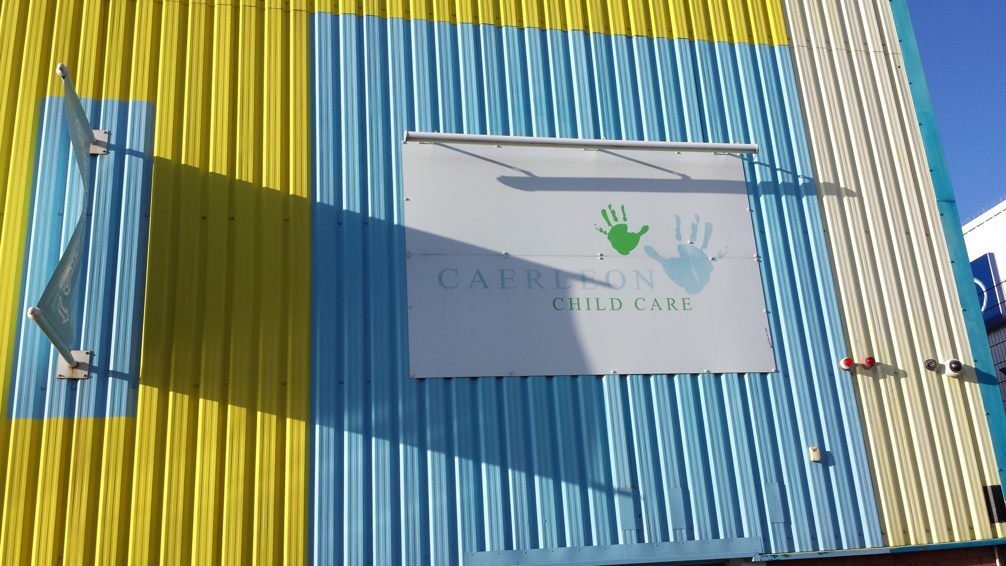Signage Cleaning With Softwashing Sign Cleaning